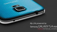 RYGTE: Det forventes, at Samsung vil lancere både en Mini- og Zoom-version af deres nye flagskib Galaxy S5. Se de nyeste rygter om Galaxy S5 Mini.