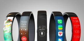 iWatch concept by Todd Hamilton, based on the Nike FuelBandept-nike