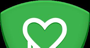 Screenshots fra applikationen Heartbleed Sikkerhed Scanner