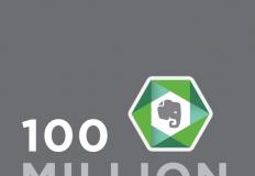 Evernote runder 100 millioner brugere
