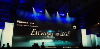 Huawei event sted i Paris for Ascend P7 Global Launch (Foto: Huawei)
