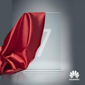 Huawei teaser for event i Paris, som byder på deres næste topmodel.