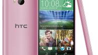 Den nye model af HTCs topmodel kommer i nye farver, blandt andet en pink variant, dog er det ikke sikkert, at vi skal vente den på det danske marked.