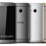 HTC One mini 2 lækket af Evleaks (Kilde: @Evleaks)