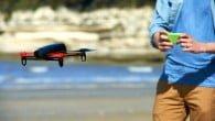 Parrot har fremvist efterfølgeren til den populære AR Drone 2.0. Den nye drone er opgraderet på flere punkter og lyder navnet Bebop Drone.