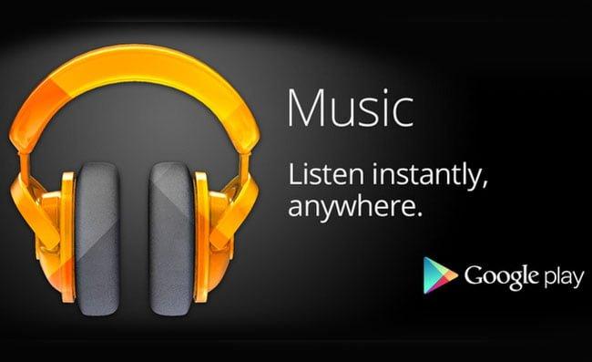 Google Play Musik