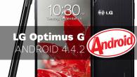 Android 4.4 KitKat kommer til de nordiske versioner af Optimus G. Det bekræfter LG Nordic overfor MereMobil.dk.