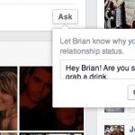 """Facebook lancerer ny funktion """"Spørg til civilstand"""""""
