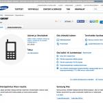 Samsung Galaxy S5 mini spottet på officiel hjemmeside (finsk)