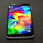 Samsung Galaxy S5 Prime rygtefoto