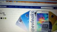 Evleaks har været på spil igen og lækket et billede, der angiveligt skulle være af Samsung Galaxy S5 mini – se billedet her.