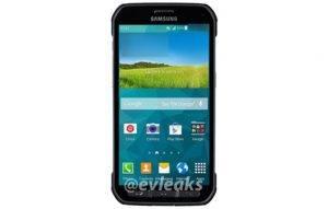 Samsung Galaxy S5 Active lækket før tid (Kilde: Evleaks)