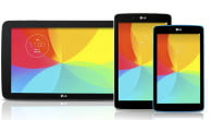 LG Electronics er på vej med en serie af nye tablets, der kommer i henholdsvis i 7, 8 og 10 tommer.