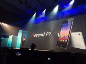 Huawei Ascend P7 Global Launch (Foto: John G. Pedersen)
