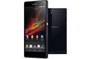 Sony Xperia Z (Foto: Sony)