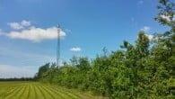 En lille udkants landsby får fjernet et reelt mobilhul efter flere års ventetid. Beboer initiativ har sikret masten.