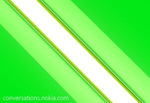 Nokia teaser for Nokia X2