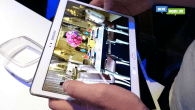 Salget af Samsungs nye Android tablet Galaxy Tab S med super-skærm er netop begyndt.