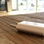 iPhone oplader
