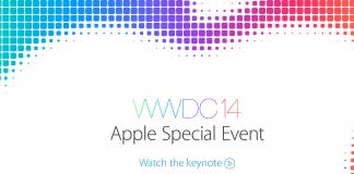 Se keynote WWDC 2014