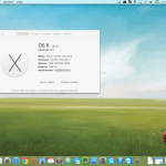 Screenshot fra OS X Yosemite