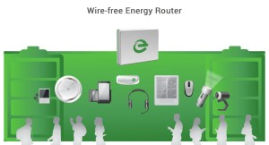 Energous Energy Router