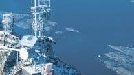 Enorme afstande og ekstremt vejr udfordrer dagligt IT-infrastrukturen i Grønland. 4G, bredbånd og mange tv-kanaler er hverdag for grønlænderne.