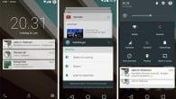 Se masser af skærmbilleder og læs vores første indtryk af det kommende Android L.