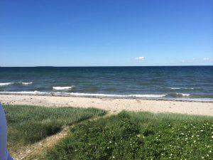 Sommer strand