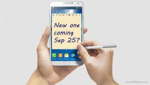 Samsung Galaxy Note 4 til salg den 25. september (Kilde: GSMArena.com)