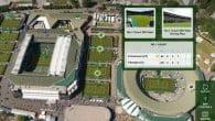 Den traditionsrige og præstigefyldte tennisturnering Wimbledon starter på mandag og du kan følge den direkte på mobiltelefonen.