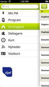 Folkemødet 2014 applikation
