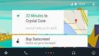 """Android rykker ind i bilen under navnet """"Android Auto"""" – direkte fra din Android-mobil og op på skærmen i bilen."""