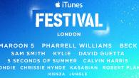 Apple har netop annonceret hovednavnene for deres ottende iTunes Festival, der i år blandt andet inkluderer Maroon 5, Pharrell Williams og Kylie. Du kan se koncerterne gratis.