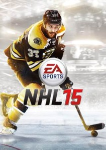 Coveret til NHL 15