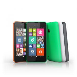 Lumia 530 (Foto: Microsoft Devices)