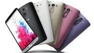 Da LG offentliggjorde den nye topmodel G3 i maj fremviste de et billede, der viste telefonen i intet mindre end fem forskellige farver. I august kommer LG G3 i nye farver.