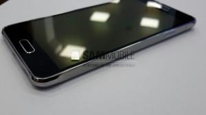 Samsung Galaxy Alpha (Kilde: SamMobile.com)