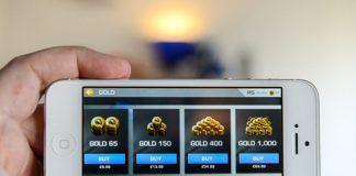 In-app køb