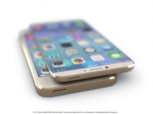 Mockup af iPhone 6 / iPhone Air