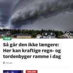 TV 2 Nyhederne (Foto: MereMobil.dk)