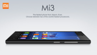 Endnu et marked er indtaget af Xiaomi Mi3. På under 40 minutter meldte Xiaomi Mi3 udsolgt. Sandsynligvis et PR-stunt.