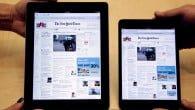 RYGTE: Ifølge et amerikansk medie, går Apple lige nu med tanker om at øge størrelsen på deres iPad. En eventuel lancering skulle finde sted i starten af 2015.