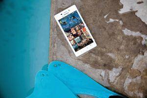 Sony Xperia M2 Aqua (Foto: Sony)