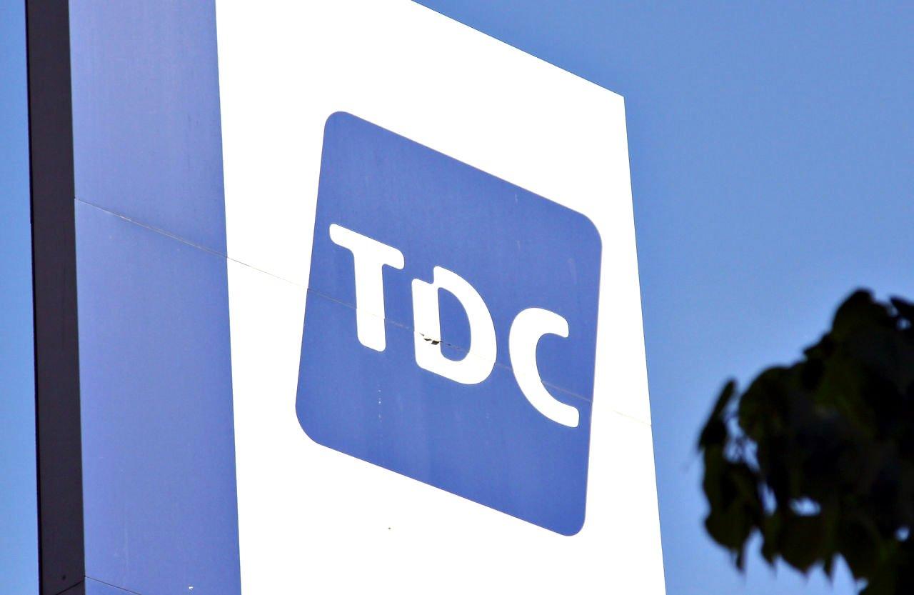 tdc taber kunder over hele linjen