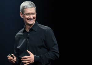 Apple-ceo-tim-cook iPhone 6-event