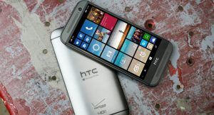 HTC One med Windows Phone