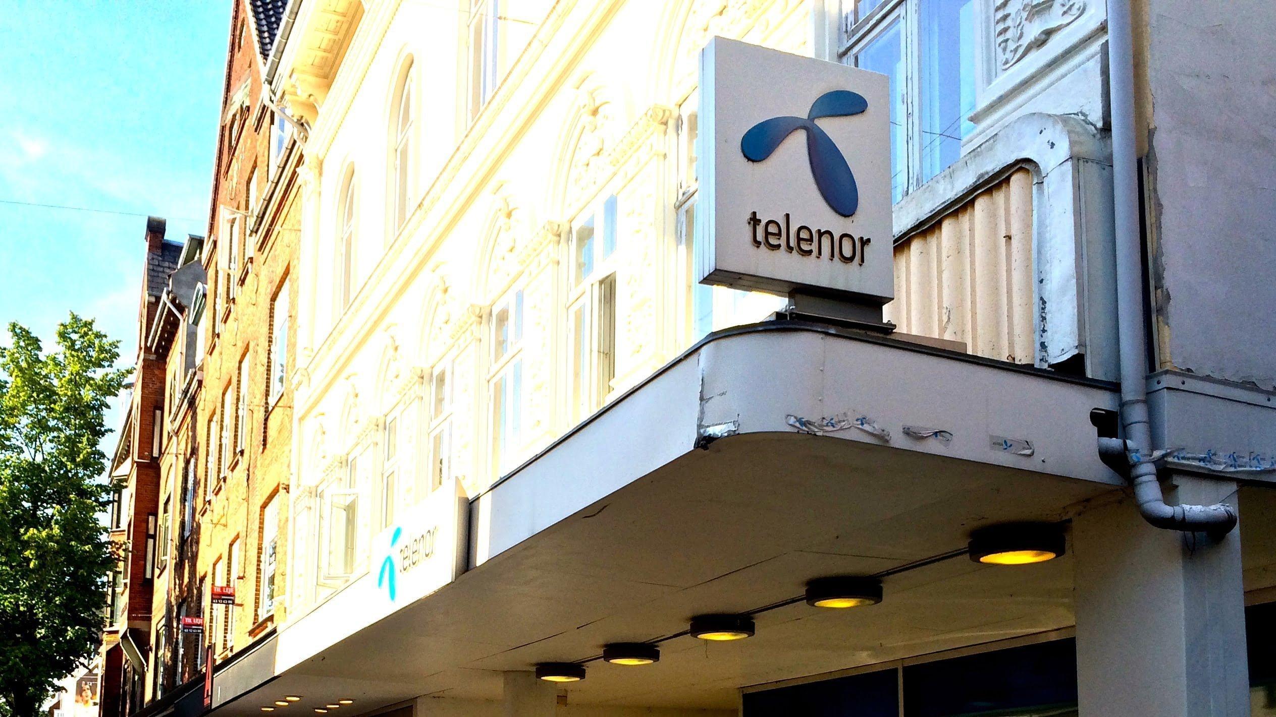 Telenor Taber Tusindevis Af Kunder