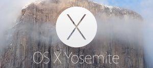 OS X Yosemite Preview 6