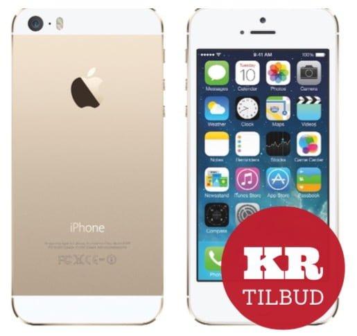 f8736d7ca23 Så lidt er iPhone 5S faldet i pris